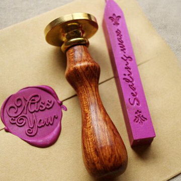 embossed seal stamp