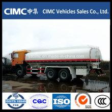 HOWO 20m3 Carbon Stahl Wassertanker