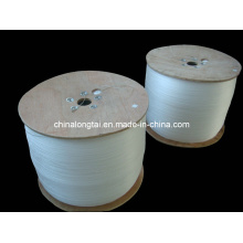 Wood DrumTwsited Cable Polypropylene Filler Yarn