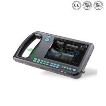 Ysvet0213 Digital Palmtop Portable Veterinary Ultrasound Equipment