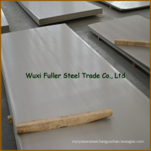 201 Hairline Finish Stainless Steel Sheet in Stock