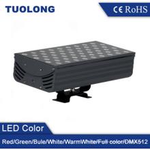 Luz de inundación al aire libre de 100W con reflector de RGB LED del efecto DMX512
