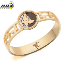 Fashion Jewelry Stainless Steel Butterfly Bracelet