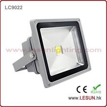 Luz de inundación al aire libre LED de aluminio 20W LC9022