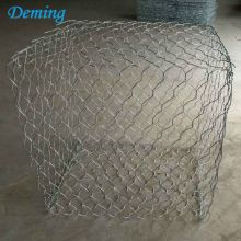 Doppelte Twisted Lowes Gabion Stone Baskets