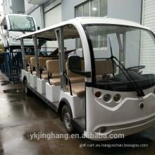 11 plazas de alta calidad nueva lanzadera de pasajeros para la venta