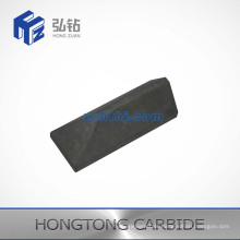 Wear Resistant Cemented Carbide Brazed Tips