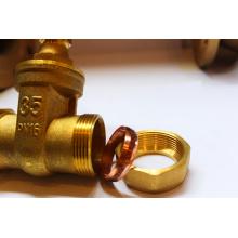 Brass Gate Valves Multi-purpose shut-off valves