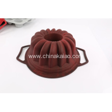 Silicone Chiffon Mold with Metal Frame