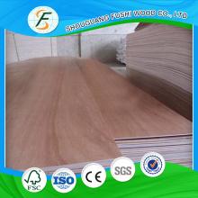 Principal Material y la superficie comercial madera contrachapada del álamo