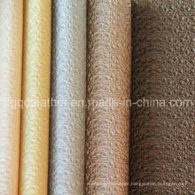 Fashion Design Upholstery PVC Leather (QDL-US0011)