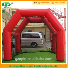 2016 New inflatable golf practice net and cage / golf net target