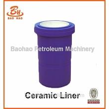 API Standard Ceramic Cylinder Casing liners