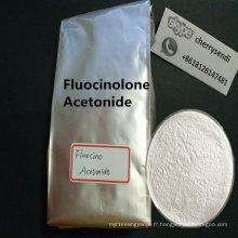Corticostéroïde de catégorie de CAS 67-73-2 Bp de poudre d'acétonide de Fluocinolone