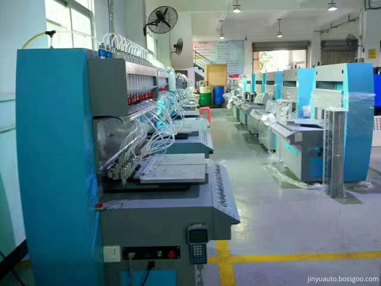 Jinyu Pvc Machine