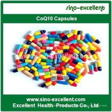 Capsules Coq10 de Softgels Coq10 de Coenzyme Q10 de haute qualité