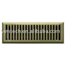 Пол диффузор, диффузор воздуха, воздуха решетки, вентиляции, кондиционирования