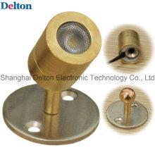 0.5W Dimmable магнитный мини светодиодный кабинет свет Китай Made