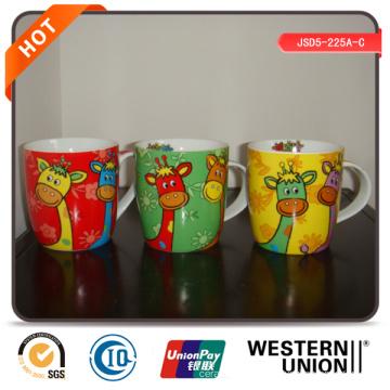 Caneca de café cerâmica de alta qualidade