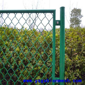 Cheap chain link fence for garden