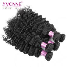 Хорошее Качество Дешевой Цене Глубокая Волна Индийские Виргинские Волосы