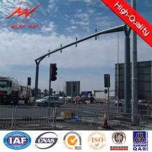 Standardhöhe 6,5 m Ampel Pole mit heißer DIP Galvanisierung