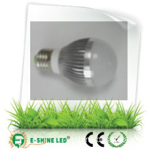 5W E27 GU10  high power led lamp bulb for high power