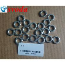 China fornecer terex dumper peças de aço inoxidável parafuso e porca, parafuso nut00112705
