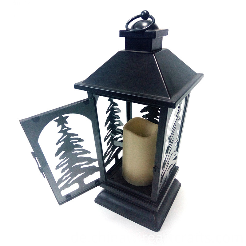 Outdoor Metal Lantern