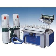Máquina de ranura de cartón (equipo de ranura caja de regalo)
