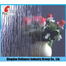 Löschen Karte / Bambus / Wave Figur Glas 3mm / 3,5mm / 4mm / 4,5mm / 5mm / 5,5mm / 6mm