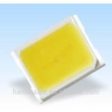 Prix de promotion 2835 smd led puce blanc émettant la puce surface monter la diode de lumière