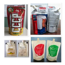 Sachet Kecil dengan Spute Horizontal Packing Machine
