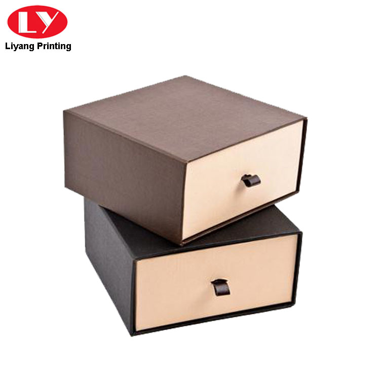 Belt Boxes Drawer Slide