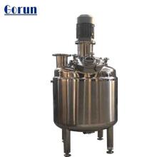1500 Liters Sugar Pan Mixing Tank