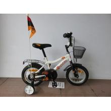 Nueva bicicleta Steel Kids (161201)