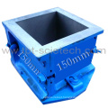 150*150*150 Cast iron Cube Moulds for Compression Test