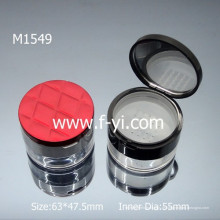 30ml Marca Custom vazio Loose Powder Container