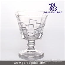 Hot Sale Ice Cream Cup, Glass Bowl, Stemware (GB1055BK)
