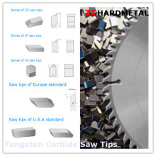 Tungsten Carbide Saw Tips Carbide Tips