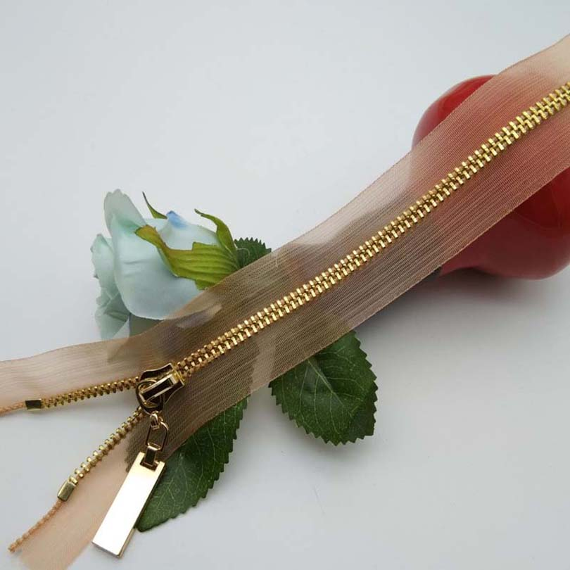 12 Inch Metal Zipper