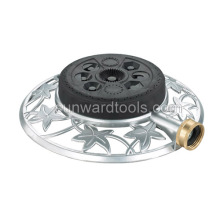 8 pattern metal turret sprinkler