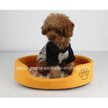 Diseño popular de la cama del perro Casa de mascotas 2015 Impresión animal linda