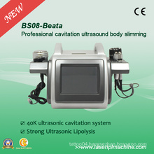 Portable Ultrasonic RF Vacuum Cavitation Body Shape Machine BS08