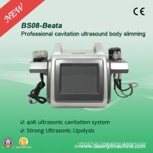 Portátil ultra-sônico de vácuo de vácuo de vácuo corpo forma máquina BS08