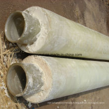Fiberglass Polyurethane Thermal Insulation Pipe or Tube