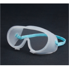 European standard anti-fog eye safety glasses goggles