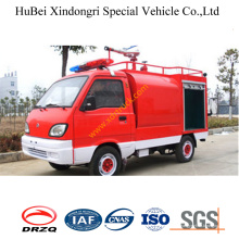Camion de pompier d'eau de 1ton Changan Euro3