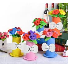 DIY цветок игрушки