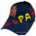 Baseball Cap with Applique Logo Bb1015